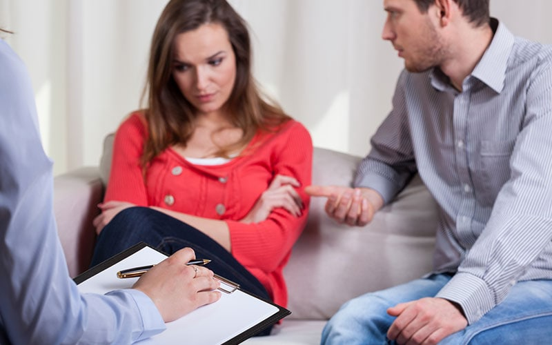 Five-Warning Signs That You Need Marriage Counseling
